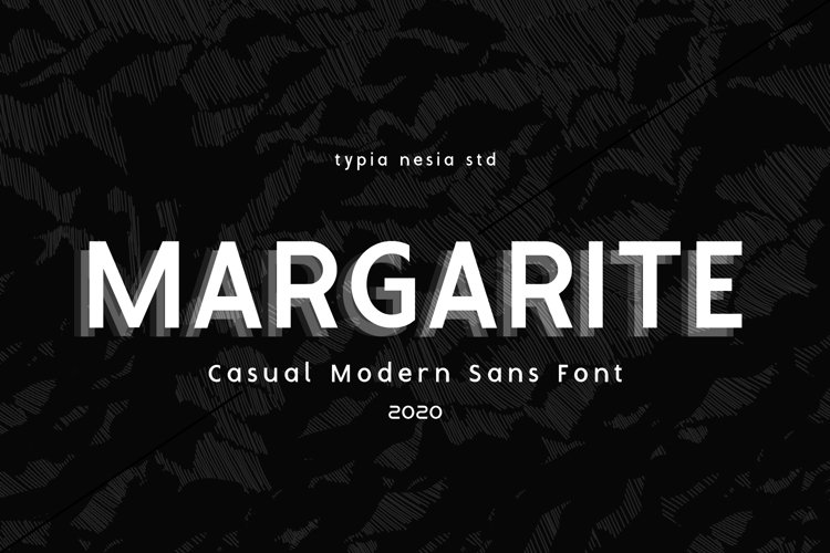 Margarite Sans example image 1