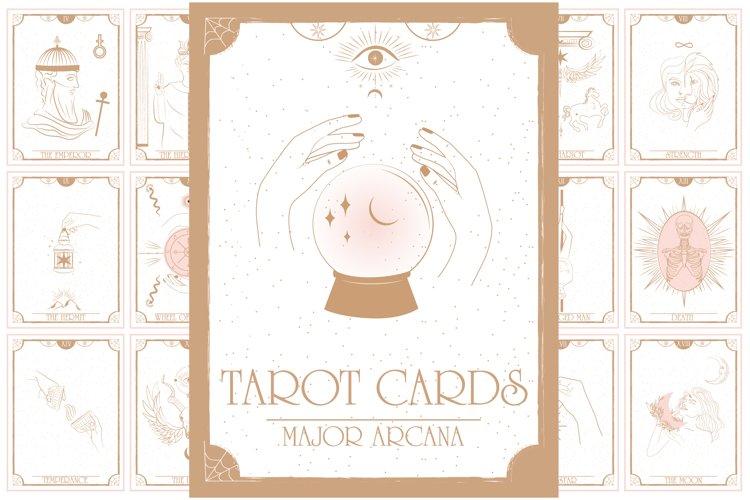 Tarot Cards - Major Arcana example image 1