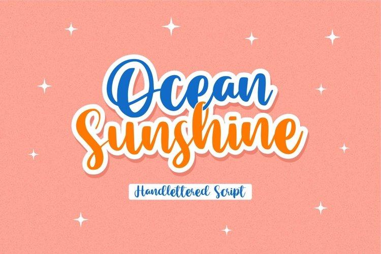 Ocean Sunshine example image 1