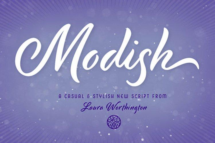 Modish example image 1