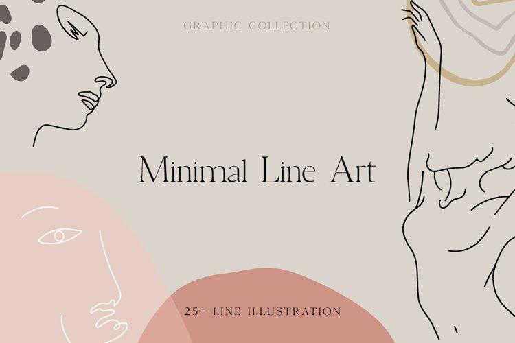 Minimal Line Art Collection