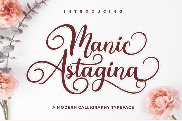 Manic Astagina example image 1