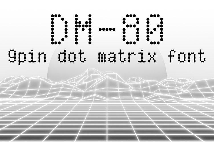 DM-80 example image 1