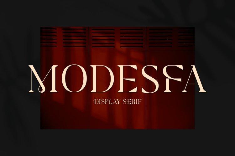 Modesfa example image 1