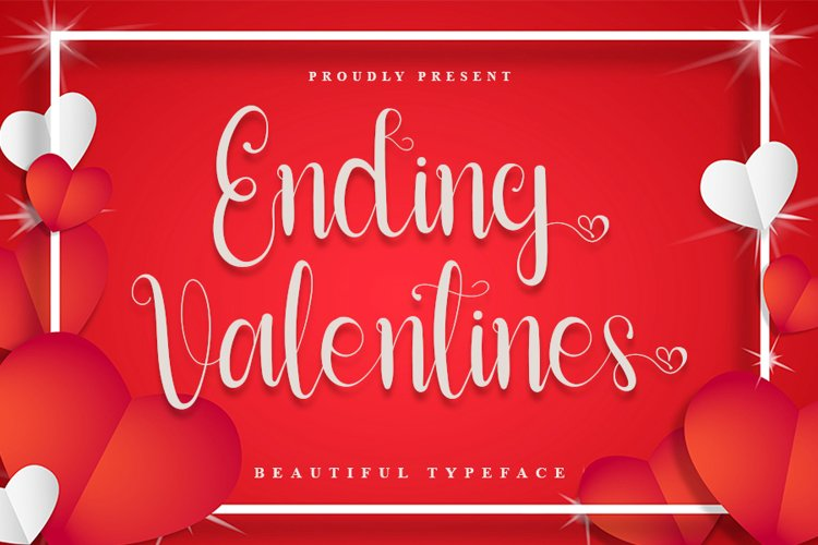 Ending Valentines example image 1