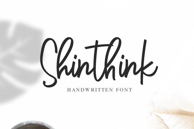 Shinthink example image 1
