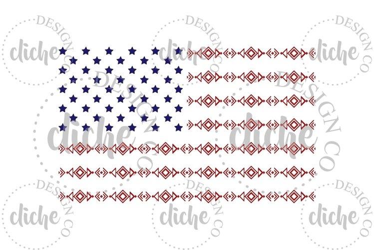 Fourth Of July Patriotic Sublimation Design