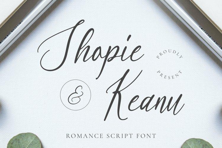 Shopie & Keanu Font example image 1