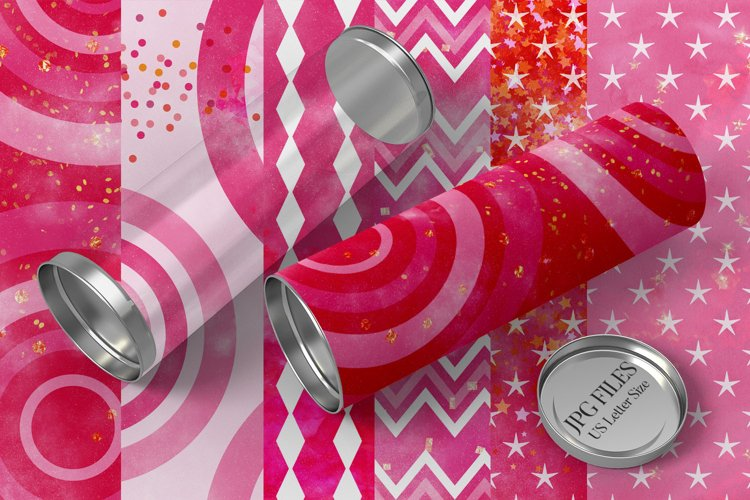 Mothers day pink watercolor backgrounds for sublimation