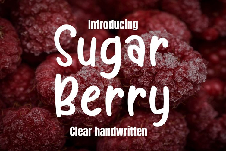 sugar berry example image 1