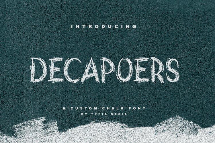 DeCapoers