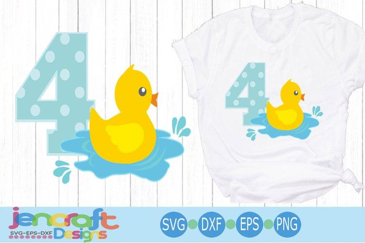 Baby Birthday 4th Birthday 4 months Toddler Kids svg print