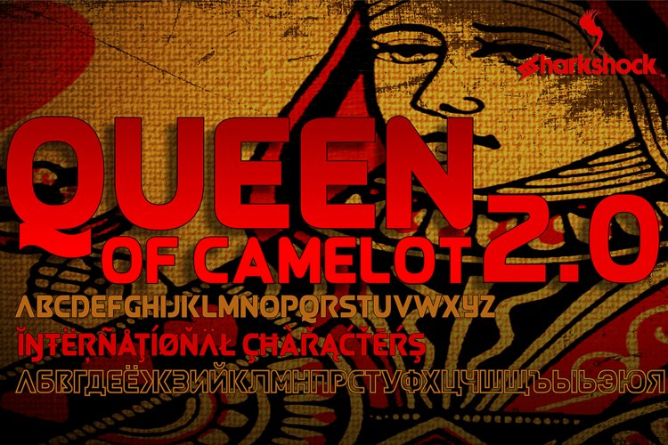 Queen of Camelot 2.0 example image 1