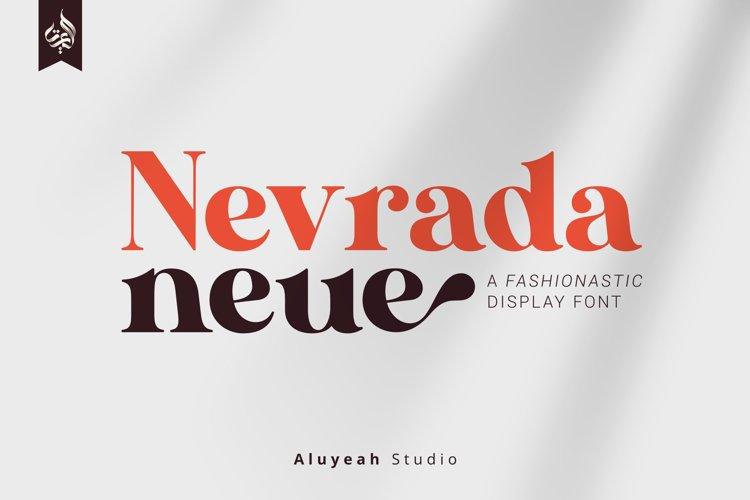 AL Nevrada Neue example image 1