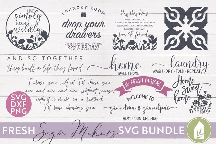 Best Sellers SVG Bundle, Sign Makers SVG Bundle example image 1