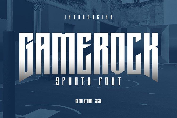 Gamerock example image 1