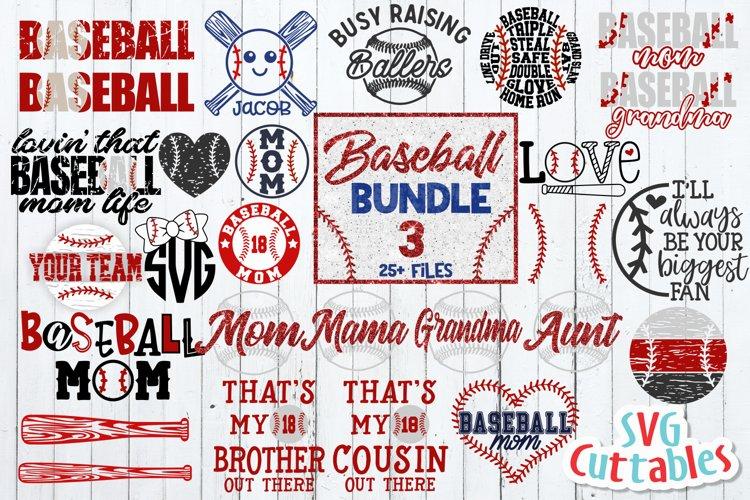 Baseball SVG Bundle 3 example image 1