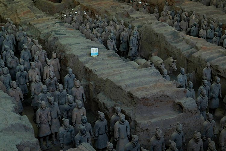 Terracotta Army example image 1
