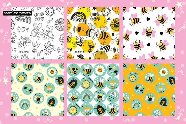 Love bees! example 1