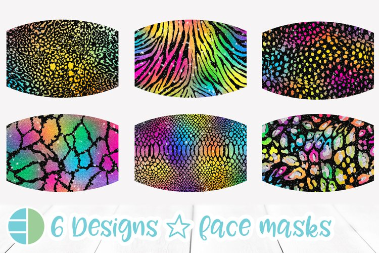Face Mask Designs Sublimation example image 1