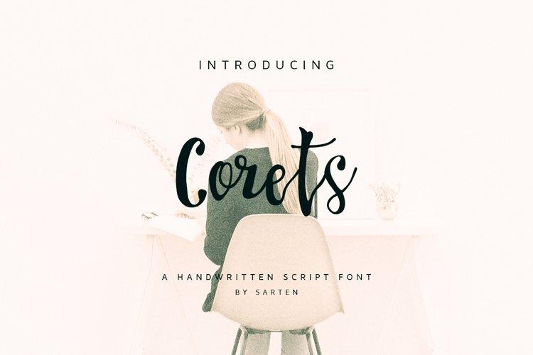 Corets