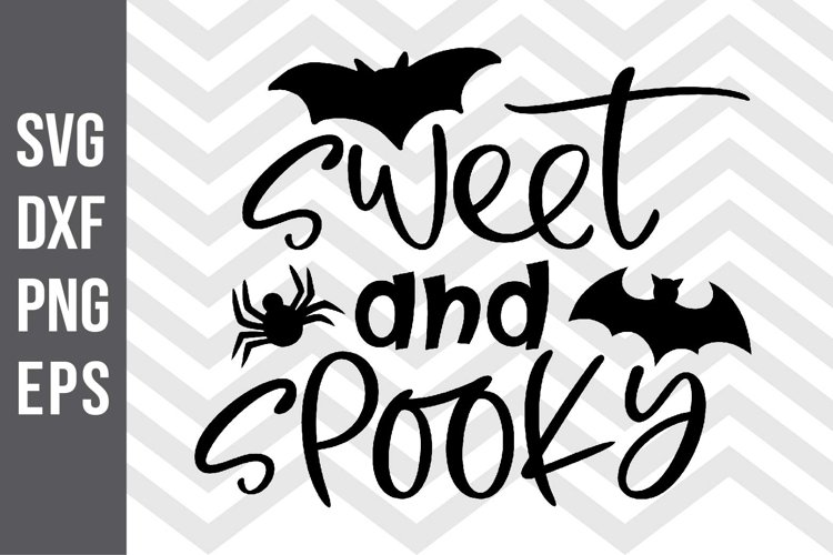 sweet and spooky SVG example image 1