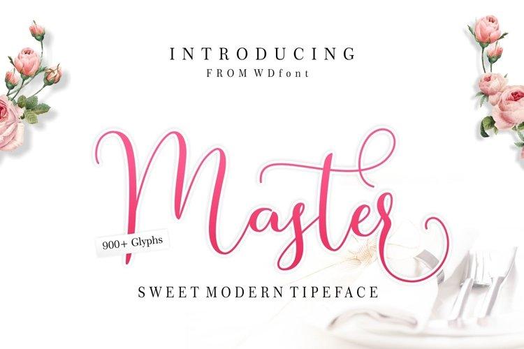 Master Script example image 1