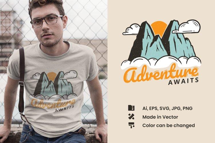 Mountains - Adventure awaits