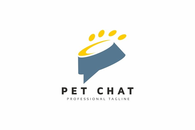 Pet Chat Logo example image 1