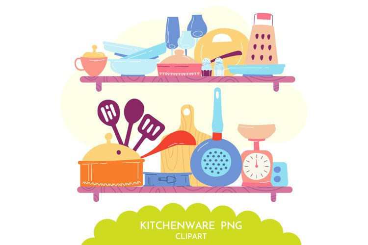 Kitchen clipart PNG41