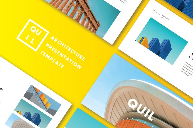 QUIL - Architecture Keynote Template