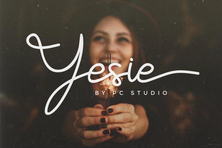 Yesie example image 1