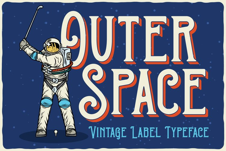 Outer Space Bundle example image 1