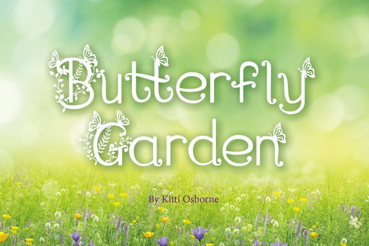 Butterfly Garden - Updated example image 1