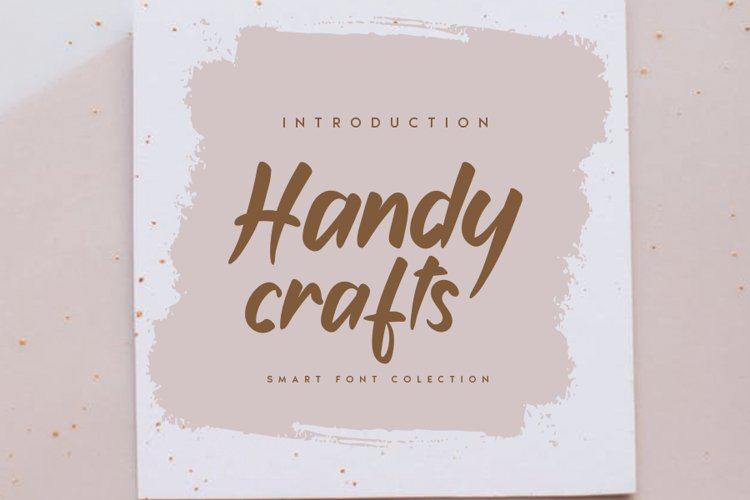 Handy crafts example image 1