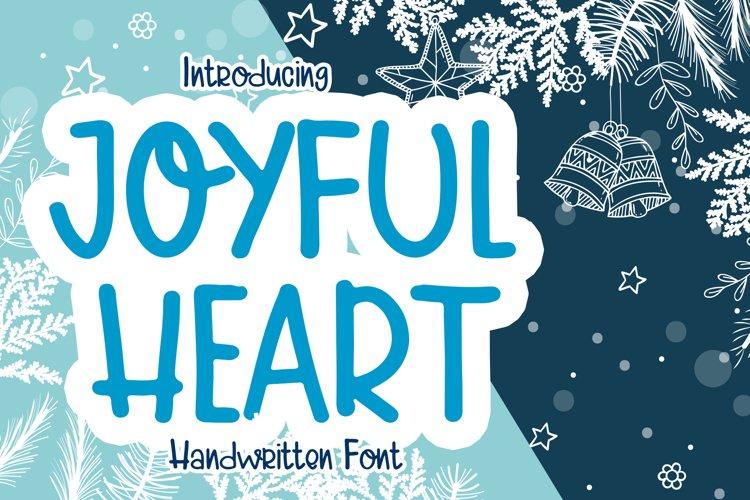 Joyful Heart example image 1