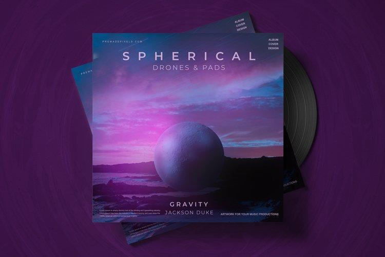 Spherical Album Cover