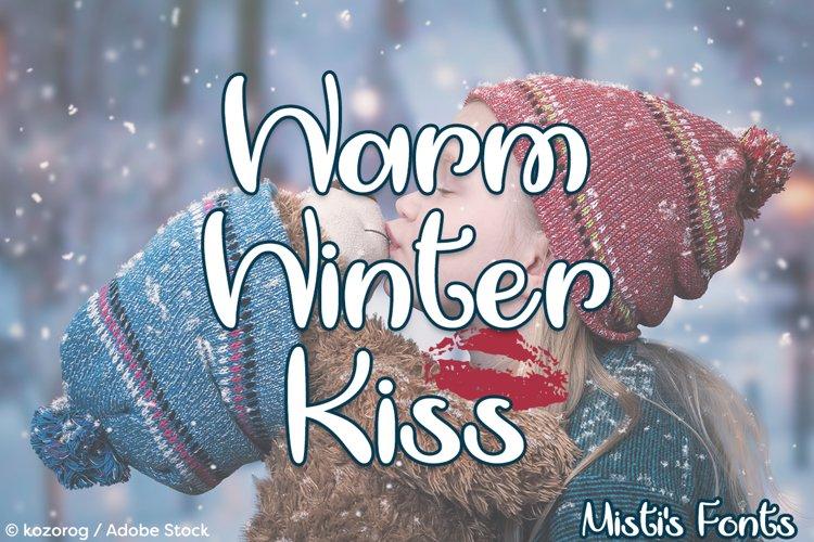 Warm Winter Kiss example image 1