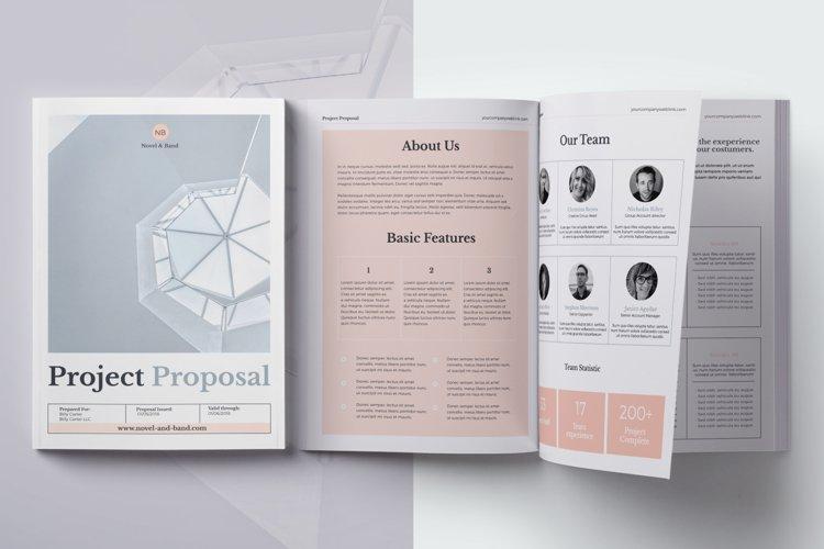 Project Proposal - Novel & Band