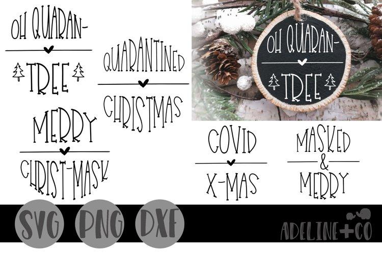Round Christmas ornaments Bundle #2, SVG, PNG, DXF