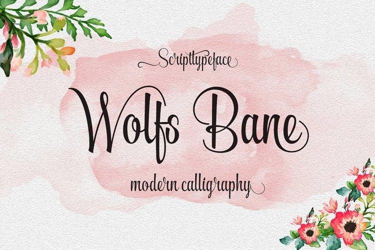 Wolfsbane example image 1