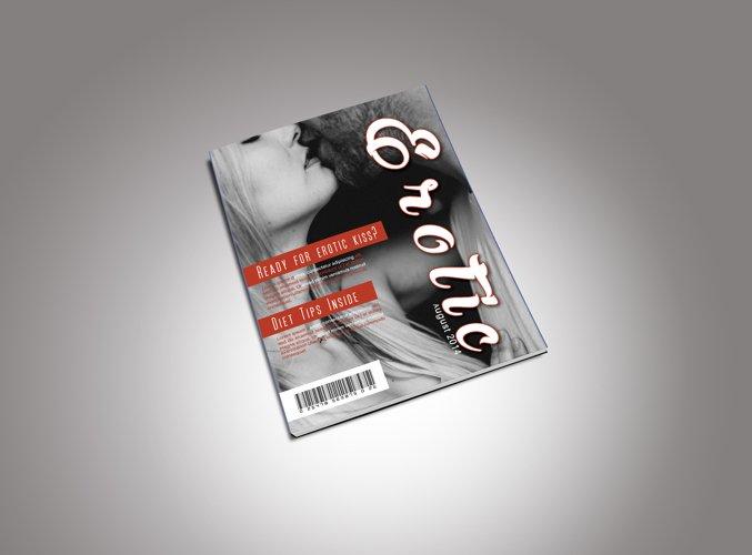 Erotic Fashion Magazine example image 1