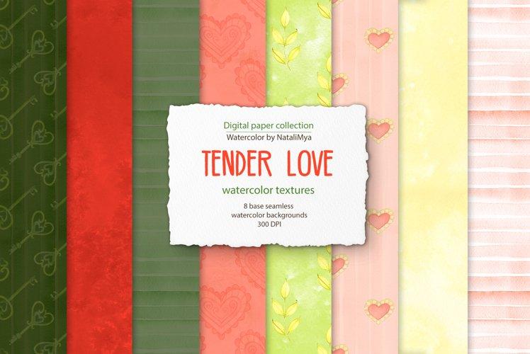 Tender digital backgrounds example image 1