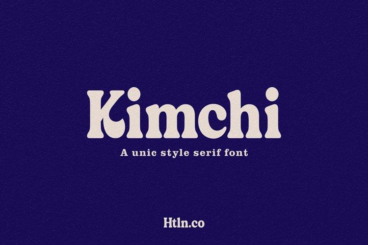 Kimchi style