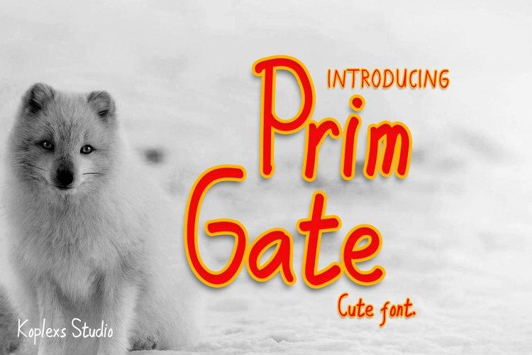 Prim Gate