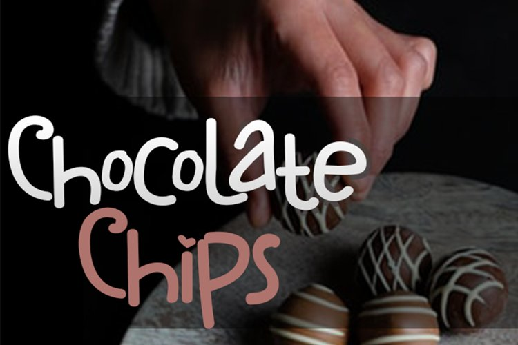 Chocolate Chips example image 1