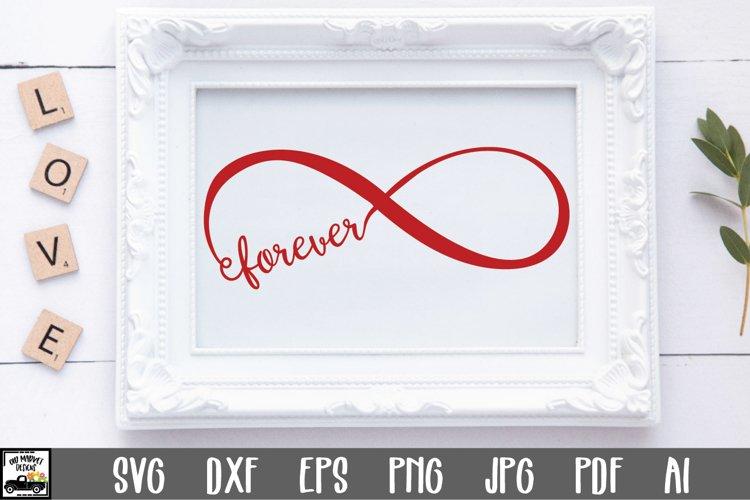 Download Forever Infinity Svg File Valentine Svg File 180250 Cut Files Design Bundles