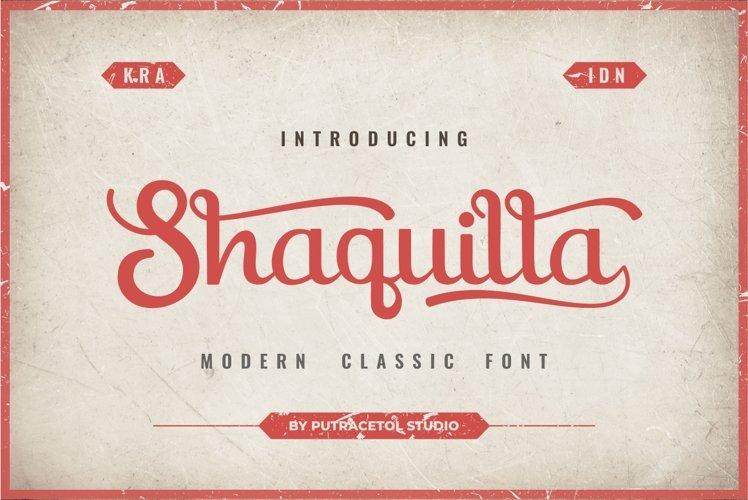 Shaquilla example image 1