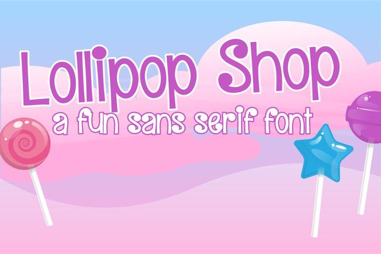 PN Lollipop Shop example image 1