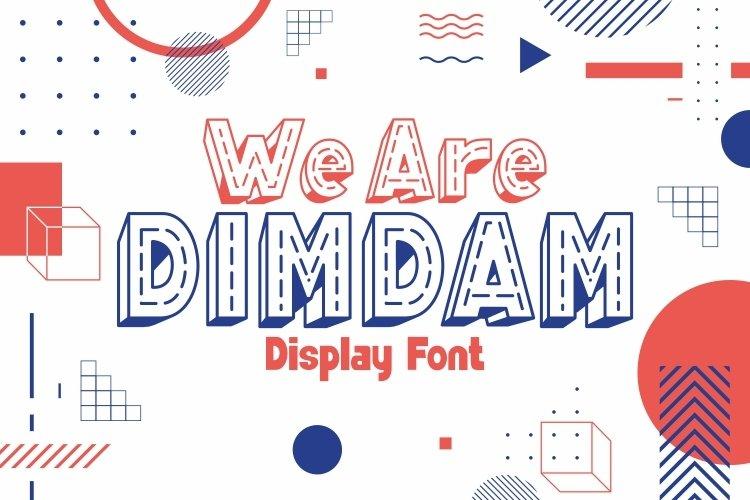We Are DIMDAM example image 1